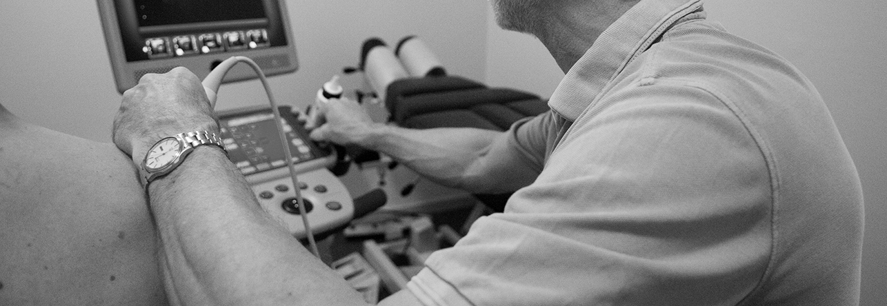 ultralydscanning hos kiropraktor